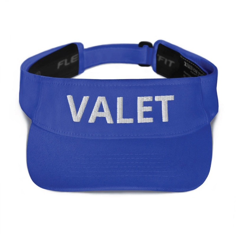 Blue Valet Vizor