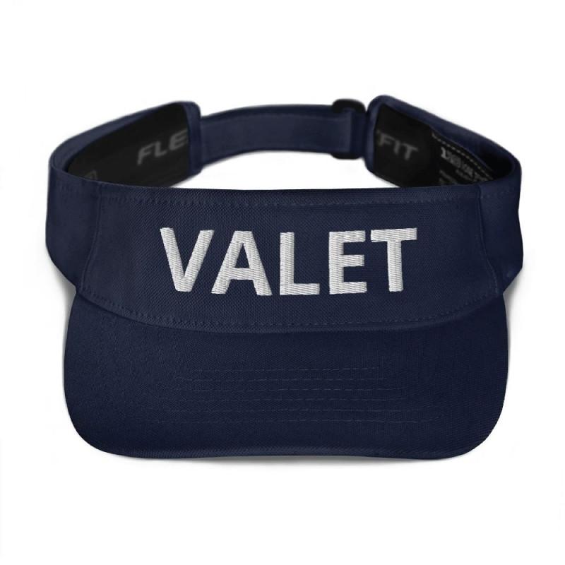 Navy Valet Vizor