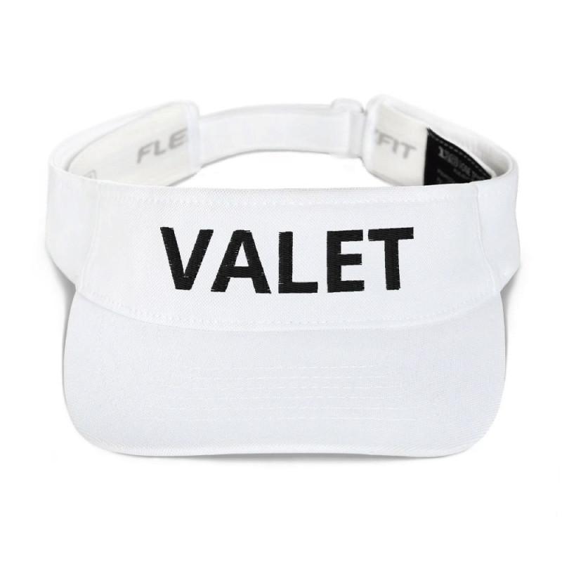 White Valet Vizor