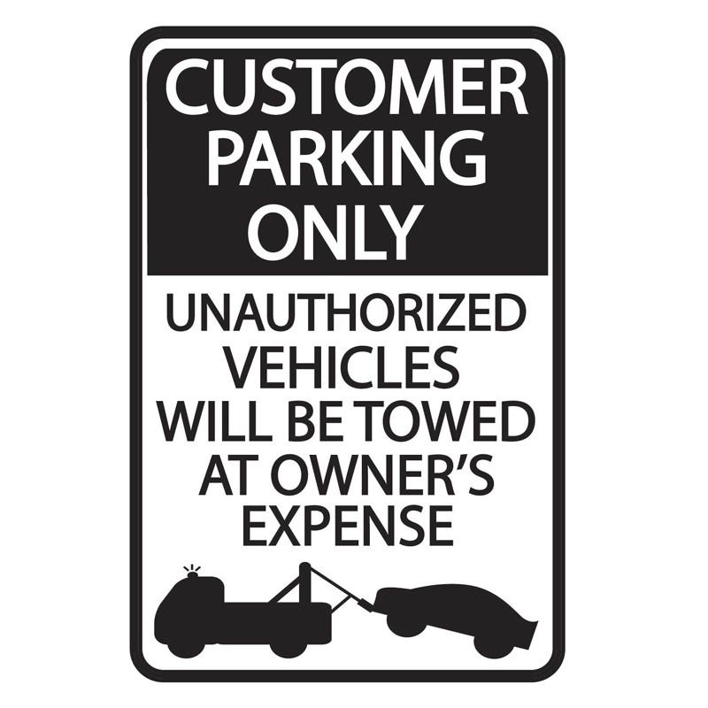 Parking Sign WSP10