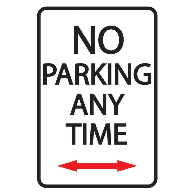 Parking Sign WSP12