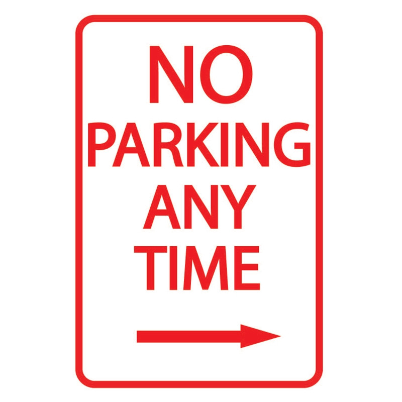 Parking Sign WSP15