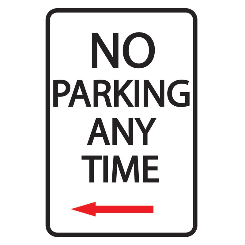 Parking Sign WSP18