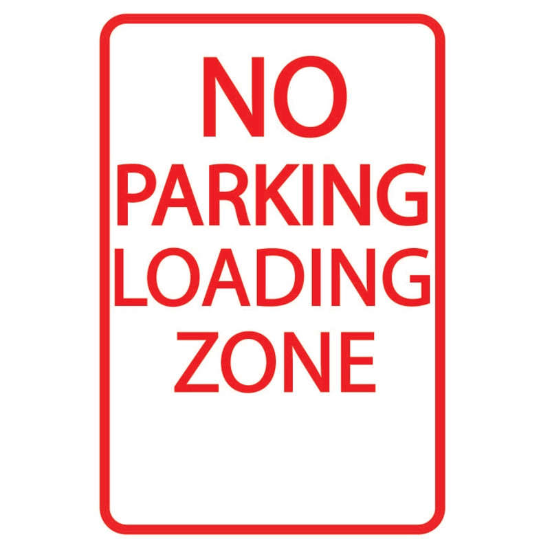 Parking Sign WSP28