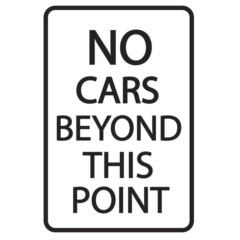 Parking Sign WSP30