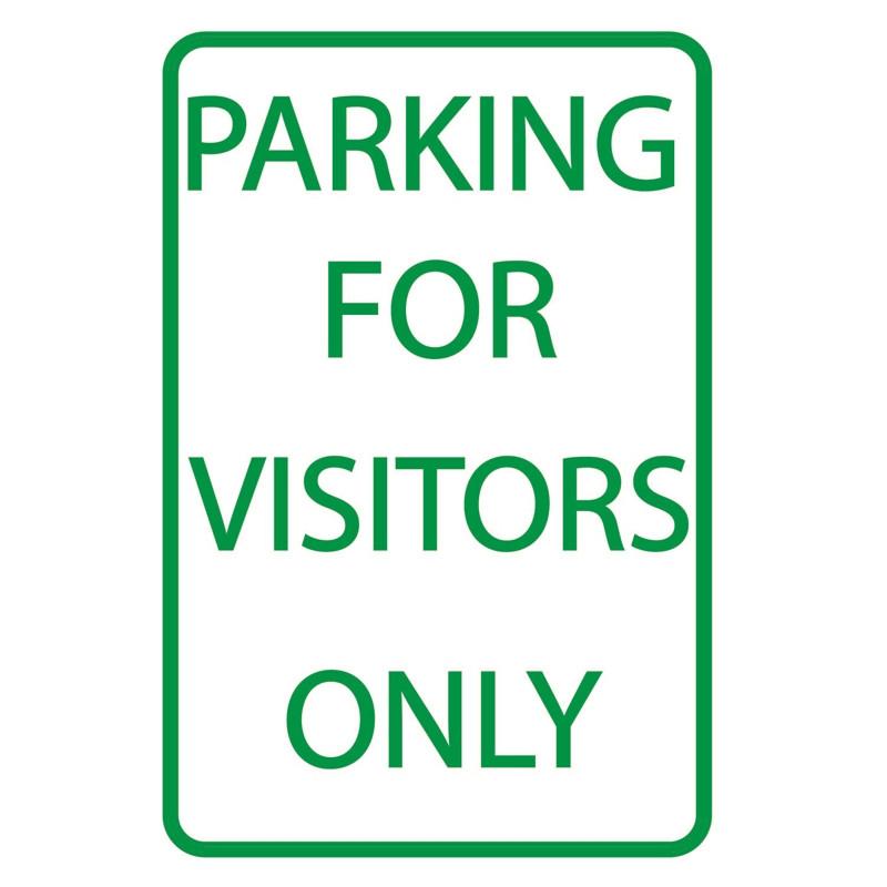 Parking Sign WSP8