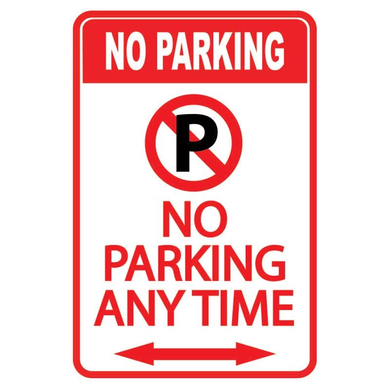 Parking Sign WSP9