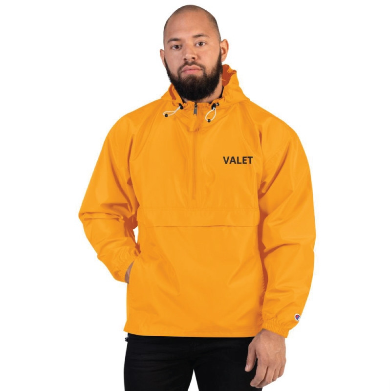 Men Yellow Valet Jacket