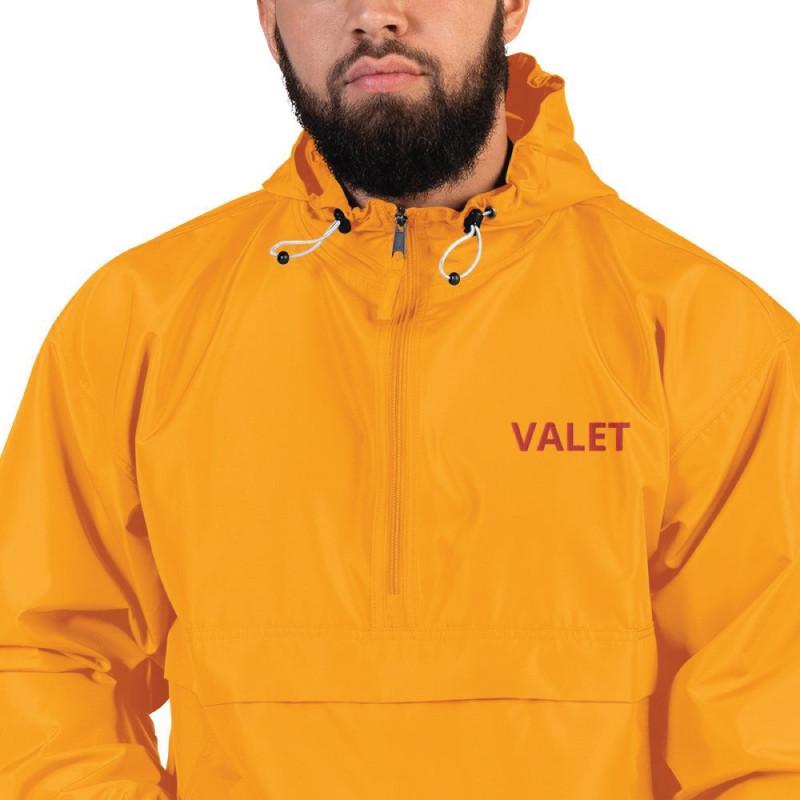 Men Yellow Valet Jacket