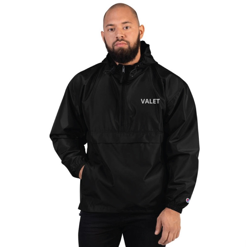 Black Valet Jacket