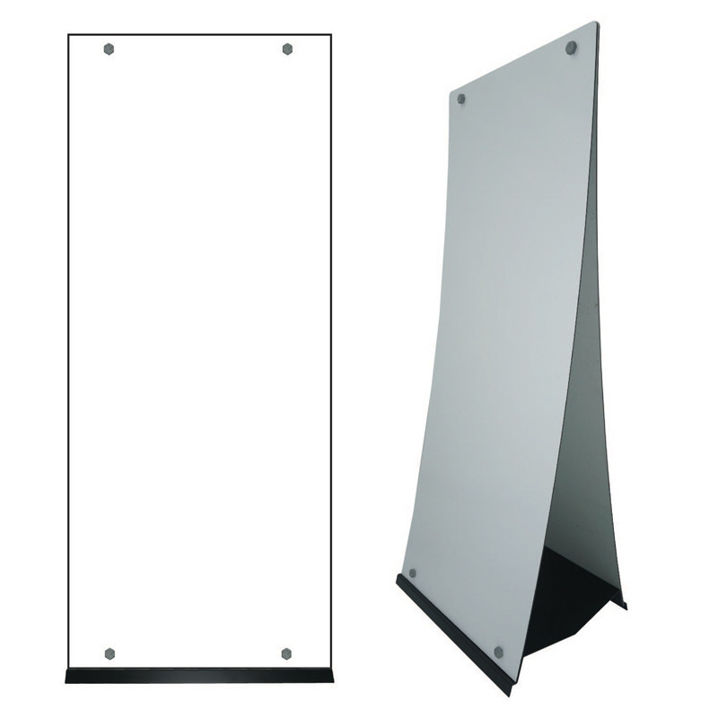 Custom Design M-Stand Medium Sign PWMS-MCD