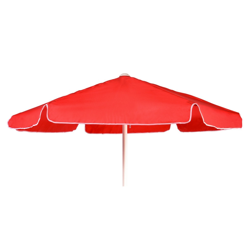 Red Valet Parking Umbrella