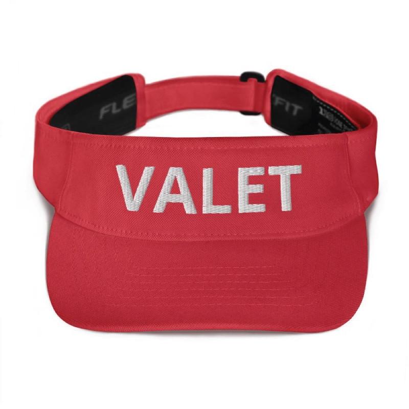 Red Valet Vizor