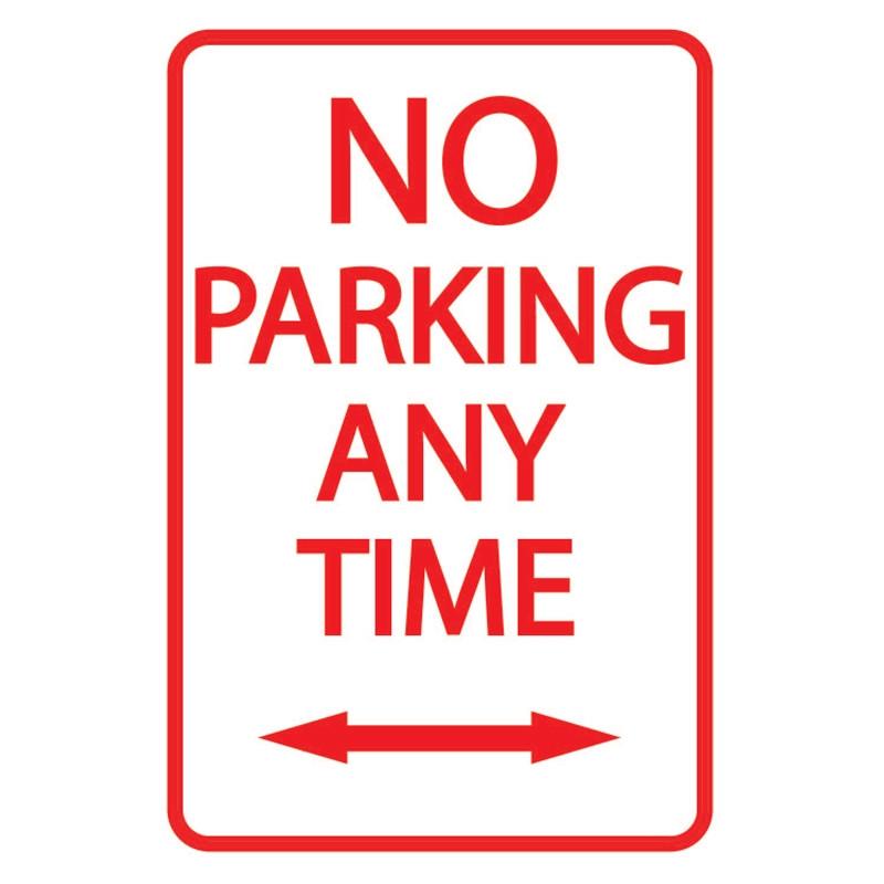 Parking Sign WSP11