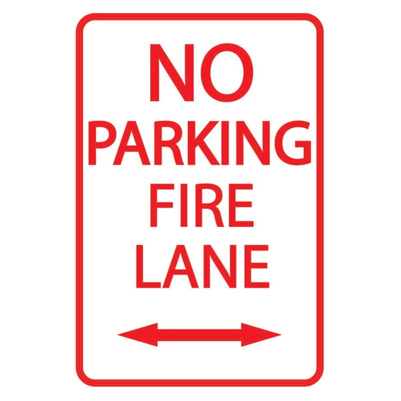 Parking Sign WSP13