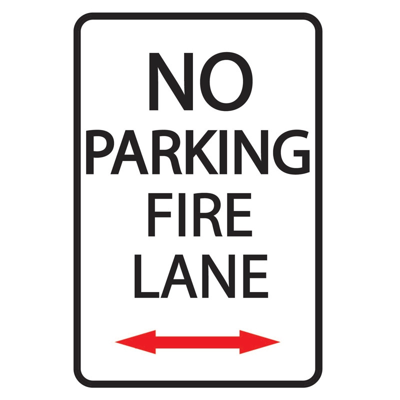 Parking Sign WSP14