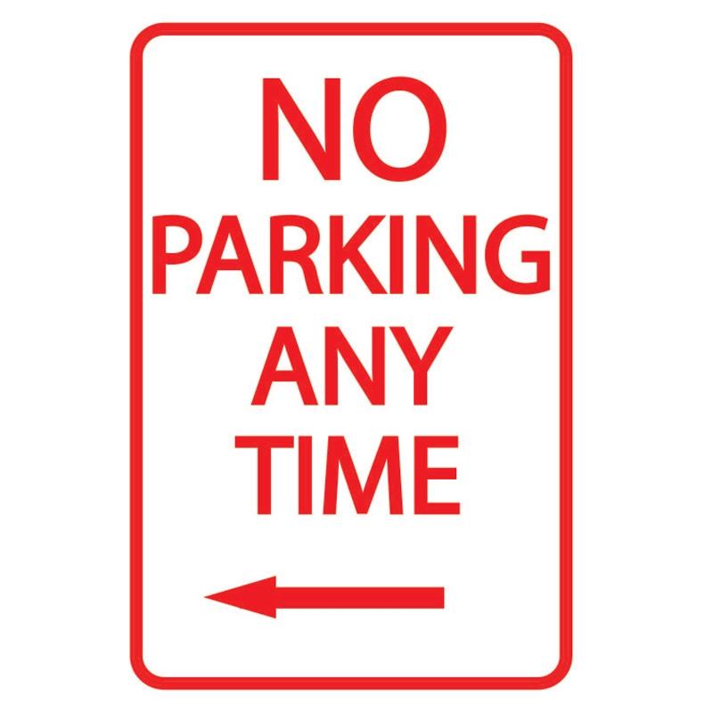 Parking Sign WSP16