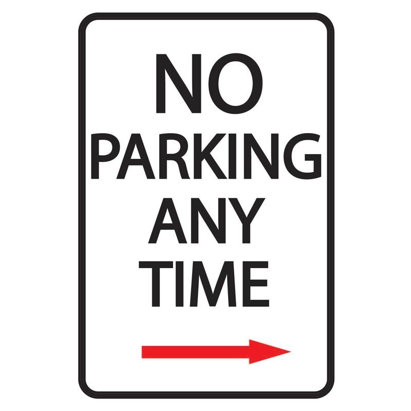 Parking Sign WSP17