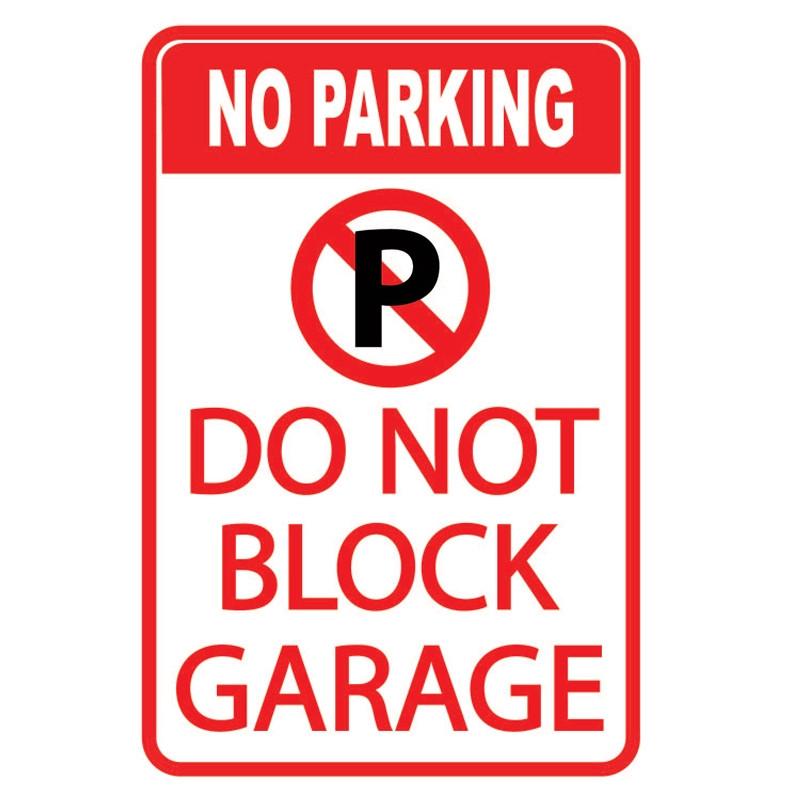 Parking Sign WSP19