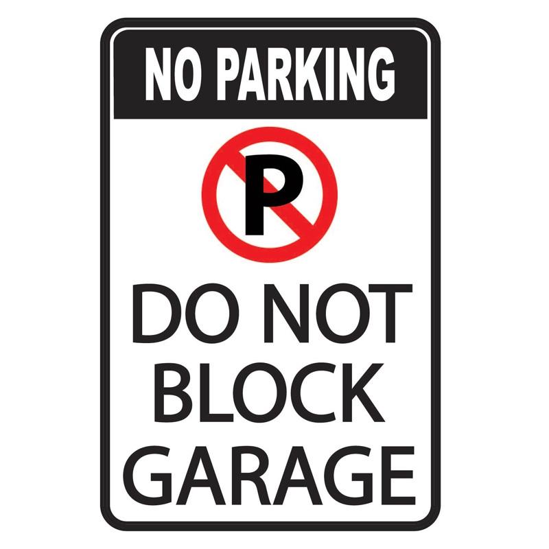Parking Sign WSP20