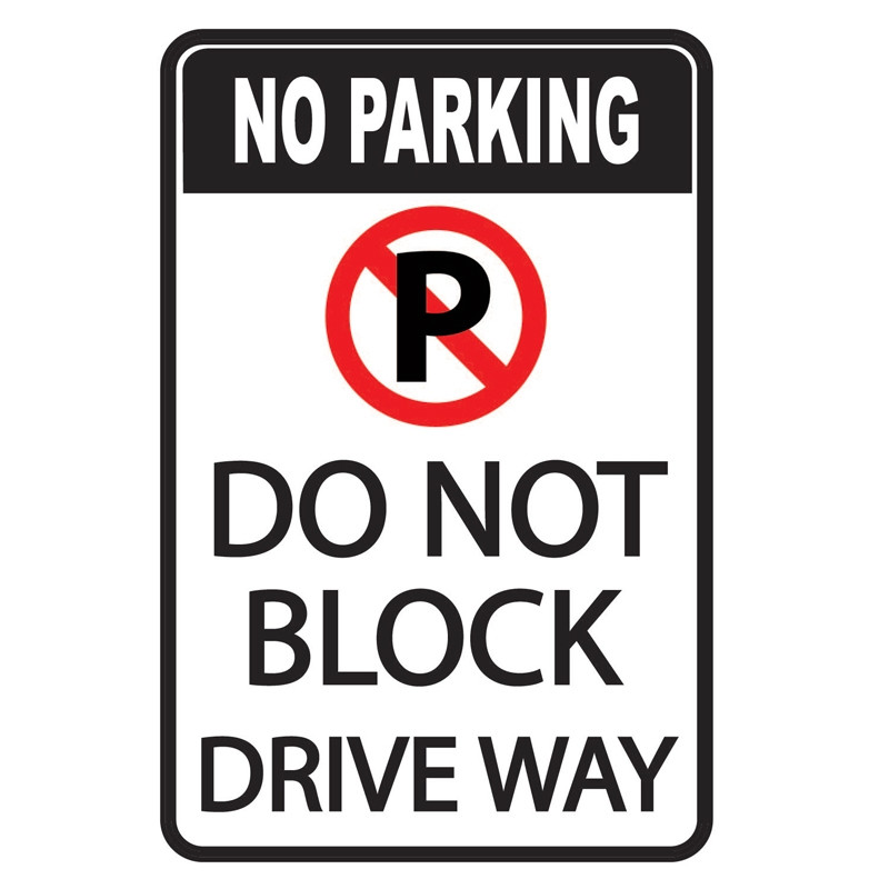 Parking Sign WSP21