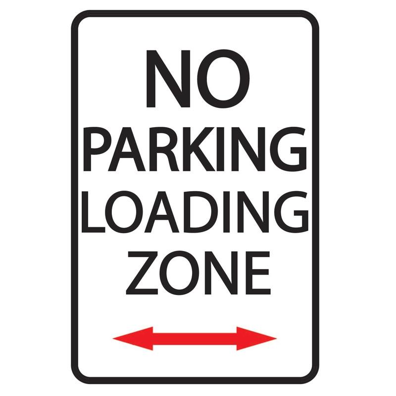 Parking Sign WSP25