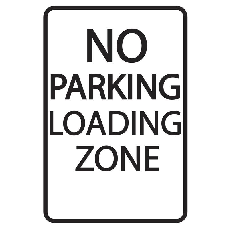 Parking Sign WSP29