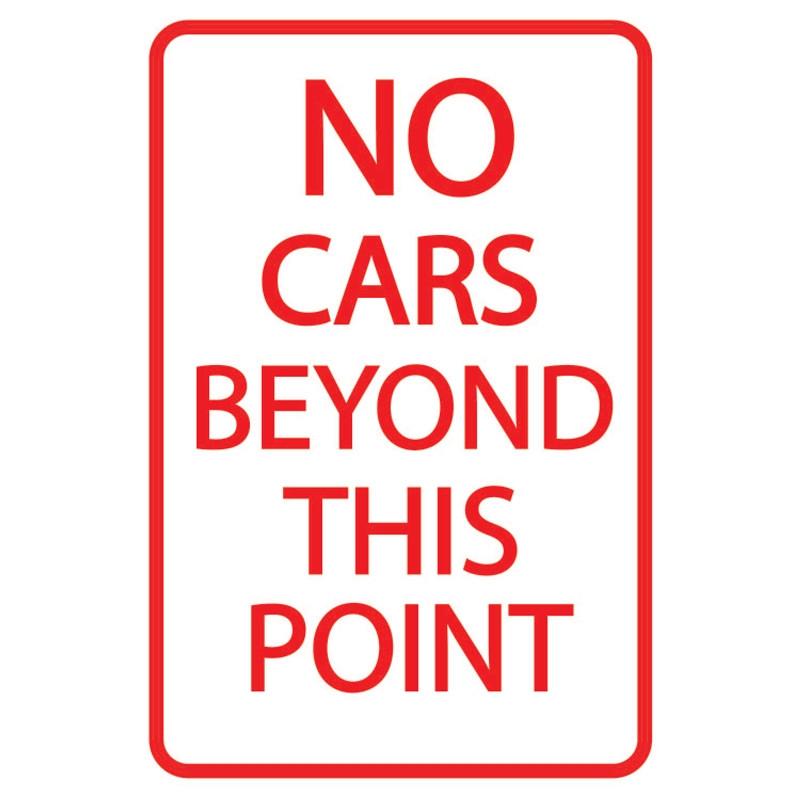 Parking Sign WSP31