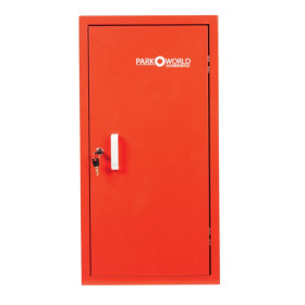 Red 50 Hook Valet Key Box
