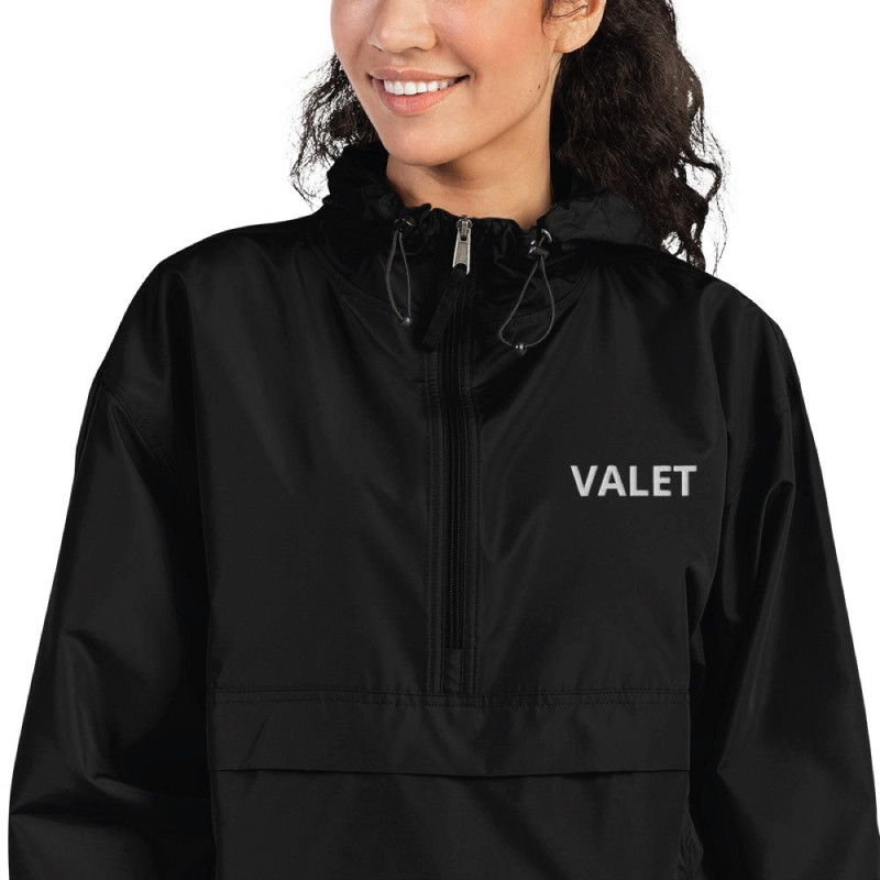 Woman Black Valet Jacket