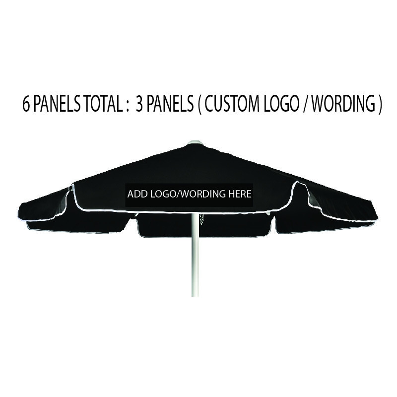 Custom Design Valet Parking Umbrella
