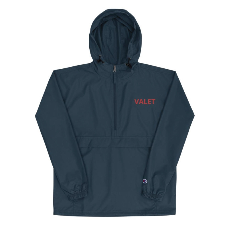 Navy Valet Jacket