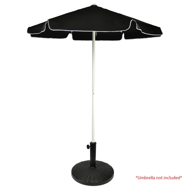 Umbrella Base with umbrella