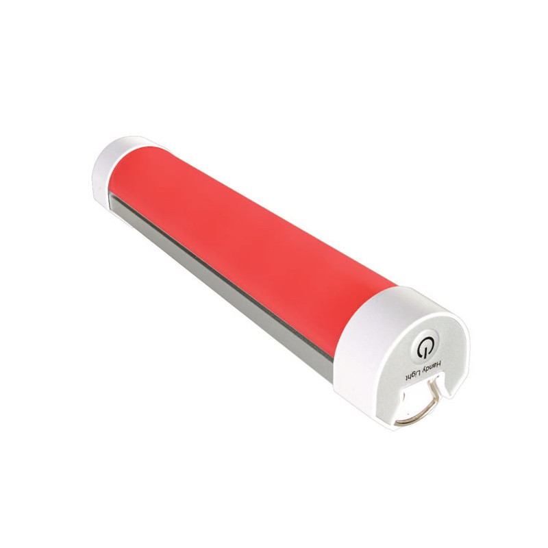 LED Magnetic Work light with red light