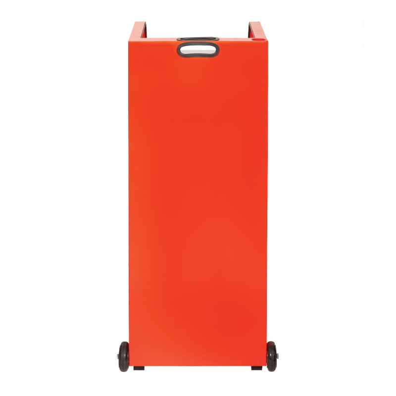 Valet Parking 100 Key Slot Red Front