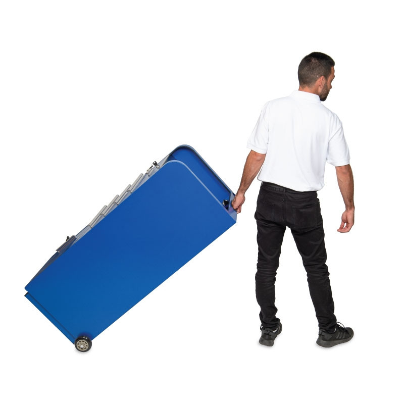 Blue Valet Podium 100 Key Slot Model Roll