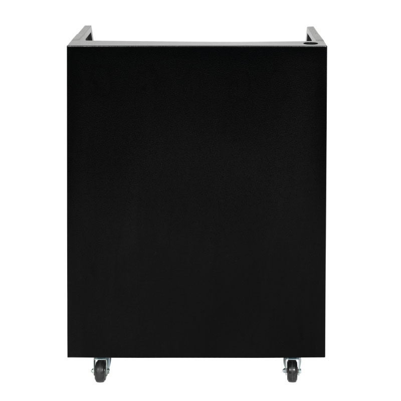 Valet Podium 200 Key Slot Black Front