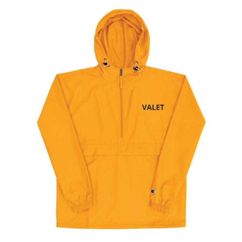 Yellow Valet Jacket