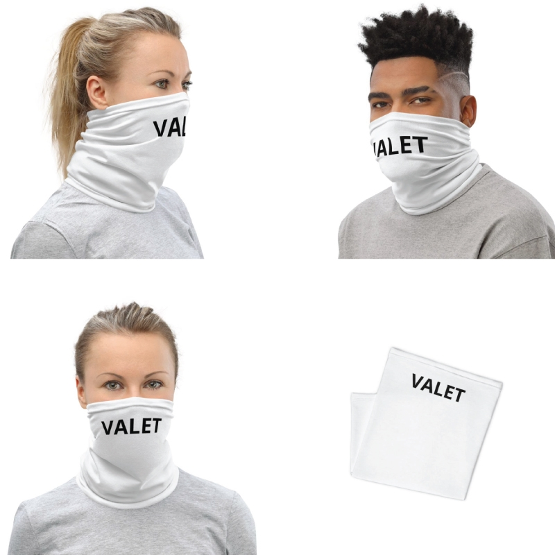 Valet Face Masks