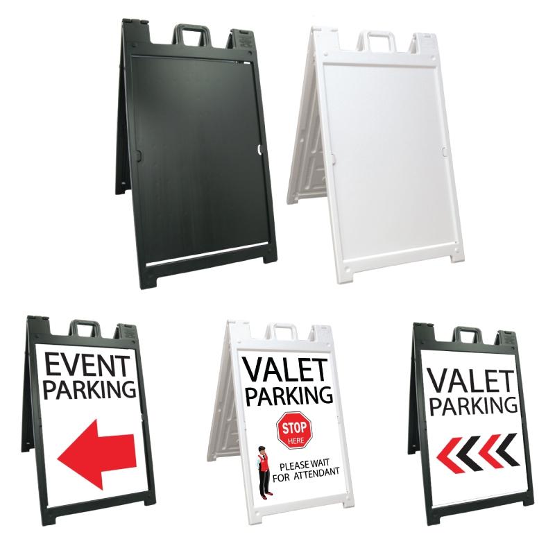 A-Frame Sign Stands