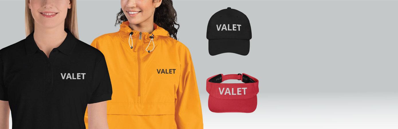 Valet Parking Uniforms